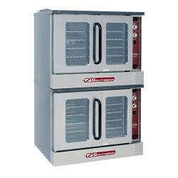 Southbend - SLES/20SC - Silver Star Double Electric Convection Oven image