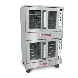 Southbend - SLGS/22CCH - Silver Star Double Gas Convection Oven with Cook & Hold Control image