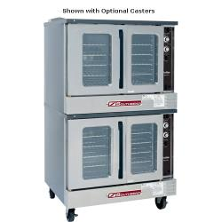 Southbend - SLGS/22SC - Silver Series Double Convection Oven image