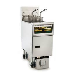 Anets - I-SF-AH55SSTCS/FD - High Efficiency Gas Fryer image