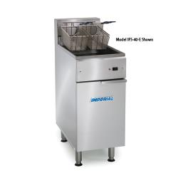 Imperial - IFS-40-E - 40 Lb Immersed Element Electric Fryer image