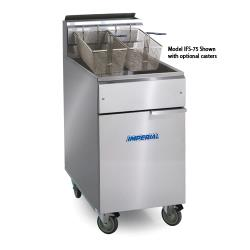 Imperial - IFS-75-E - 75 Lb Immersed Electric Fryer image