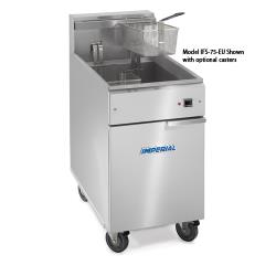 Imperial - IFS-75-EU - 75 Lb Tilt-Up Electric Fryer  image