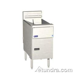 Pitco - SE14RSSTC - Solstice 50 Lb High Production Electric Fryer w/ Solid State Controller image