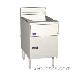 Pitco - SE18RSSTC - Solstice 90 Lb High Production Electric Fryer w/ Solid State Controller image