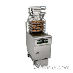 Pitco - SFSG6HSSTC - Solstice 85 Lb EZ Lift Rack Fryer & Filter Drawer w/ Solid State Controller image