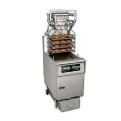 Pitco - SFSG6HSSTC - Solstice 85 Lb EZ Lift Rack Fryer & Filter Drawer image