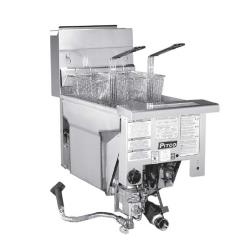 Pitco - SG14RDI - Solstice Standard High Performance Drop-In 50 Lb Gas Fryer image