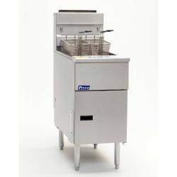 Pitco - SG14SD - Solstice 50 Lb Gas Fryer w/ Digital Controller image