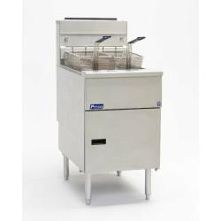 Pitco - SG18SD - Solstice 90 Lb Gas Fryer w/ Digital Controller image
