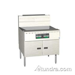 Pitco - SGM34C - Megafry 210 Lb Gas Fryer w/ Computer Controller image
