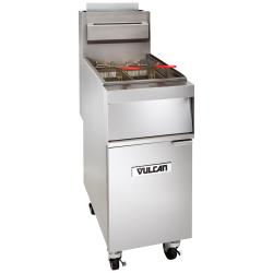 Vulcan - 1GR45A - 45 lb Natural Gas Fryer image