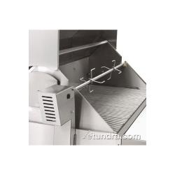 Crown Verity - CV-RT-36BI - 36 in Built-In Grill Rotisserie Assembly image