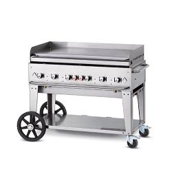 Crown Verity - CV-MG-48NG - Mobile 48 in NG Griddle image