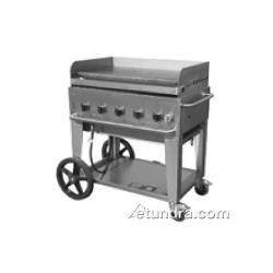 "Crown Verity - MG-36NG - Mobile 36"" NG Griddle image"