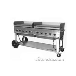 "Crown Verity - MG-72NG - Mobile 72"" NG Griddle image"
