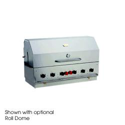 Crown Verity - BI-30 NG - Built-In Outdoor 30 in Natural Gas Charbroiler image