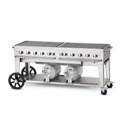 "Crown Verity - CCB-72 - Mobile 72"" Club Grill image"