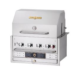 Crown Verity - CV-BI-30PKG-NG - 28 in X 21 in Outdoor Natural Gas Grill image