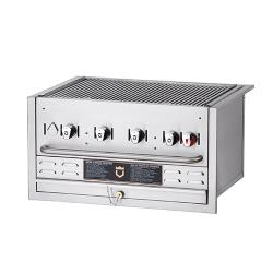 Crown Verity - CV-BI-36 - Built-In Outdoor 36 in LP Charbroiler image