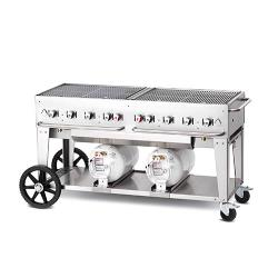 Crown Verity - CV-CCB-60 - Mobile 60 in Club Grill image
