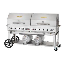 Crown Verity - CV-CCB-72RDP - 70 in X 21 in Outdoor Propane Club Grill image