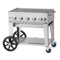 Crown Verity - CV-MCB-36 - Mobile 36 in LP Charbroiler image