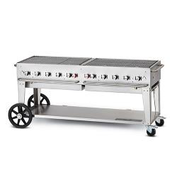 Crown Verity - CV-MCB-72NG - Mobile 72 in Natural Gas Charbroiler image