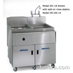 Imperial - IPC-RS-14 - 12 Gallon Pasta Rinse Station image