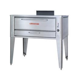Blodgett - 1048 Single - 48 in Single Natural Gas Pizza Deck Oven image