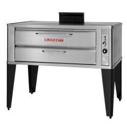 Blodgett - 911P Single - 33 x 22 in Gas Single Deck Pizza Oven image
