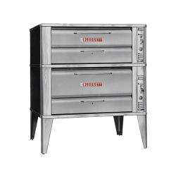 Blodgett - 961 Double - 60 x 40 in Gas Double Deck Oven - 7 In H Compartment image