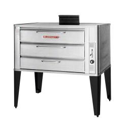 Blodgett - 981 Single - 60 x 40 in Gas Single Deck Oven - 7 In High Bake Compartment image