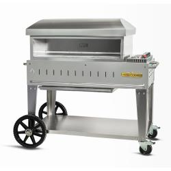 Crown Verity - CV-PZ-36-MB-NG - 36 in Mobile Pizza Oven image