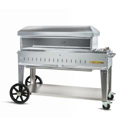 Crown Verity - CV-PZ-48-MB-NG - 48 in Mobile Pizza Oven image
