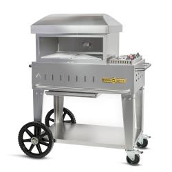 Crown Verity - CVPZ24MBLP - 24 in Mobile Pizza Oven image