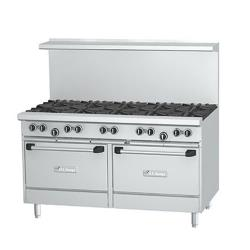 Garland - U60-10RR  - 60 in U Series 10 Burner Gas Range image
