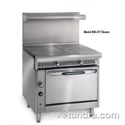 "Imperial - IHR-2FT - Diamond Series (2) 18"" French Tops w/ Standard Oven image"