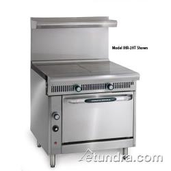 "Imperial - IHR-2HT-C - Diamond Series (2) 18"" Hot Tops w/ Convection Oven image"