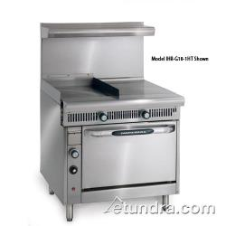 Imperial - IHR-G18-1HT-C Diamond 18 in Griddle w/ Hot Top, Convection Oven image