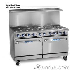 "Imperial - IR-10-E - 60"" Electric Restaurant Range image"