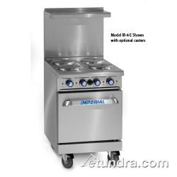 "Imperial - IR-4-E - 24"" Electric Restaurant Range image"