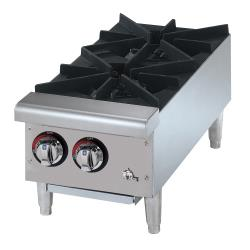 Star Manufacturing - 602HF - 12 in 2-Burner Star-Max Gas Hotplate image