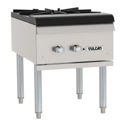 Vulcan Hart - VSP100 - 18 in 1-Burner Gas Stock Pot Range image