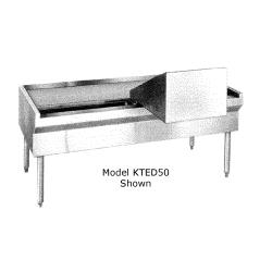 Southbend - KTED-72 - 72 in Countertop Steam Kettle Stand image