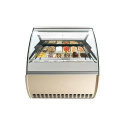 Howard McCray - EVO-G6-53-47-5P - 47 in Orion/Clabo EVO Ice Cream Display Case image