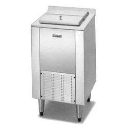 Silver King - SKFS/C1 - Coolie 1 Hole Ice Cream Dipping Cabinet image