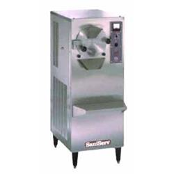 SaniServ - B-10 - Floor Model 10 Qt Batch Ice Cream Freezer image