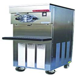 SaniServ - 614SAS - Floor Model Higher Volume 20 Qt Select-A-Shake Machine image