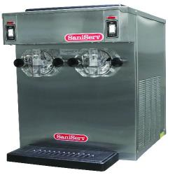 SaniServ - 691 - Countertop Medium Volume Twin 14 Qt Shake Machine image